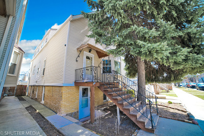 Single Family Home For Sale: 3733 North Sacramento Avenue