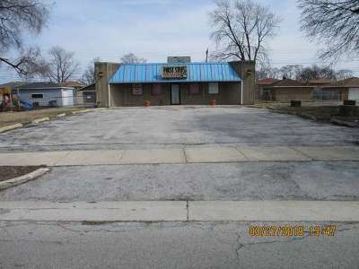 South Holland Commercial For Sale: 15045 State Street