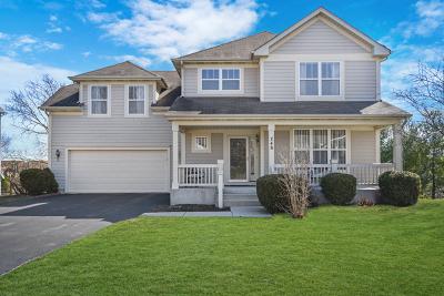 Batavia Single Family Home For Sale: 748 Hamilton Way