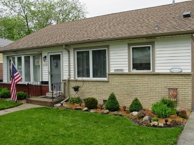 Alsip Single Family Home For Sale: 4336 West Linecrest Drive
