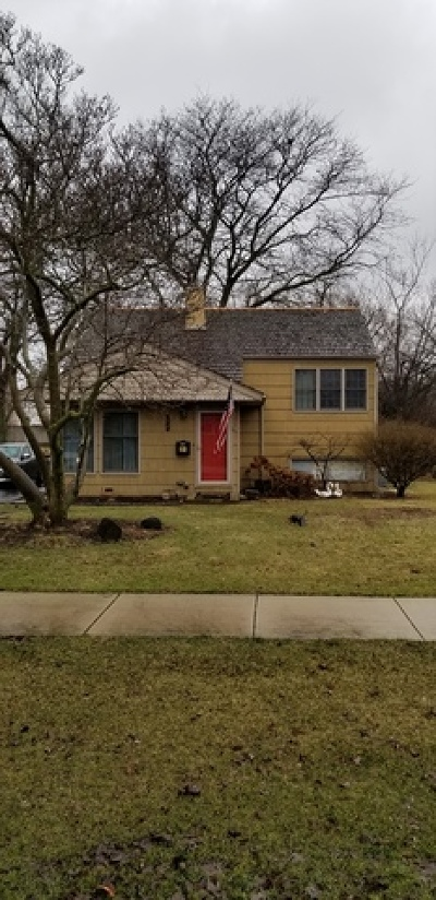 Downers Grove Single Family Home New: 5704 Webster Street