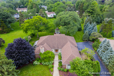 Oak Brook Single Family Home For Sale: 14 Wyndham Court