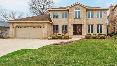 Downers Grove Single Family Home For Sale: 6740 Dunham Road