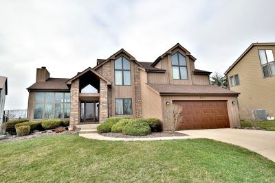 Woodridge Single Family Home For Sale: 1250 Golf View Drive