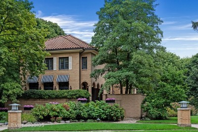 Kenilworth Single Family Home For Sale: 517 Ridge Road