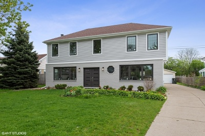 Glenview Single Family Home For Sale: 13 Stacy Court