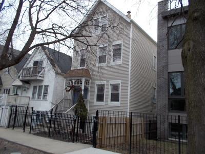 Multi Family Home For Sale: 3017 North Oakley Avenue