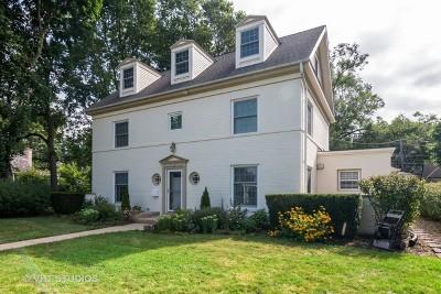 Elgin Single Family Home New: 811 Brook Street