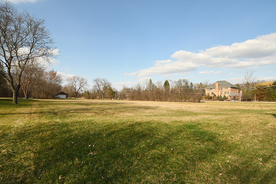 Palos Park Residential Lots & Land For Sale: 12600b South Wolf Road