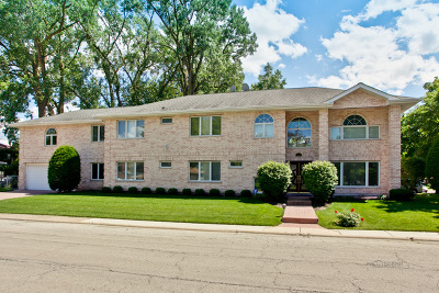 Lincolnwood Single Family Home For Sale: 4275 West Jarvis Avenue