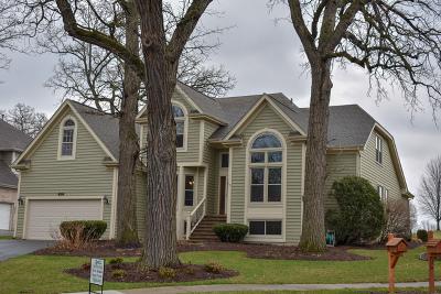 Woodridge Single Family Home Price Change: 6308 Snead Court