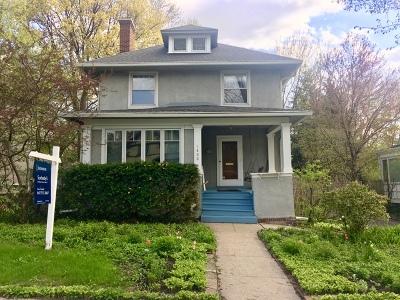 Evanston Single Family Home For Sale: 1426 Dempster Street
