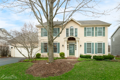 Cary Single Family Home For Sale: 1310 Ardmore Drive