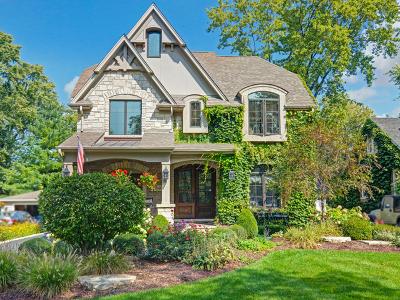 Clarendon Hills Single Family Home For Sale: 440 Colfax Avenue