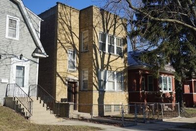 Multi Family Home Price Change: 4450 West Leland Avenue