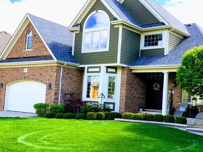 Naperville Single Family Home For Sale: 3520 Vanilla Grass Drive