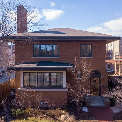 Single Family Home For Sale: 4538 North Malden Street