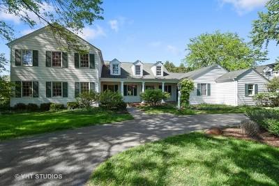 Barrington Single Family Home For Sale: 17 Oakdene East