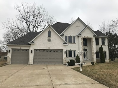Crete Single Family Home For Sale: 3649 South State Street