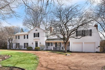 Winnetka Single Family Home For Sale: 81 Woodley Road