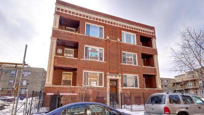 Condo/Townhouse For Sale: 911 West Windsor Avenue #1W