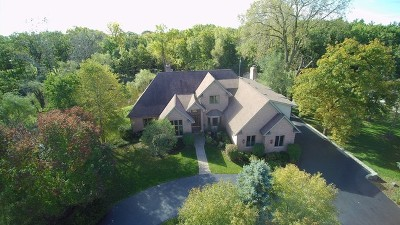 Wauconda Single Family Home For Sale: 26541 North Pond Shore Drive