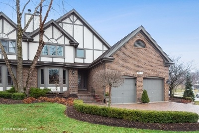 Orland Park Condo/Townhouse For Sale: 10545 Golf Road
