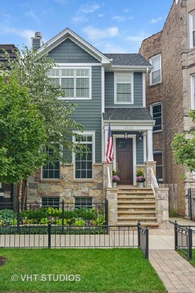 Single Family Home For Sale: 2225 West School Street