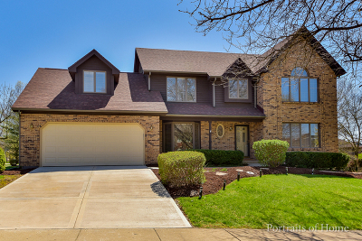 Naperville Single Family Home New: 962 Rice Court