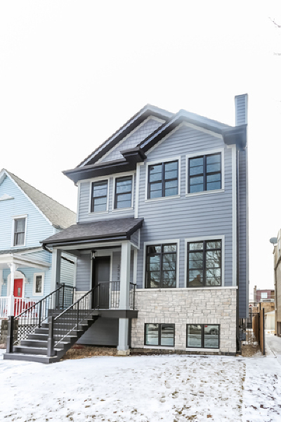 Single Family Home For Sale: 2313 West Farragut Avenue