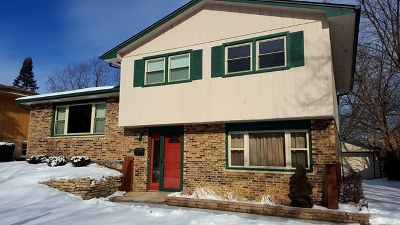 Tinley Park Rental For Rent: 7426 162nd Place