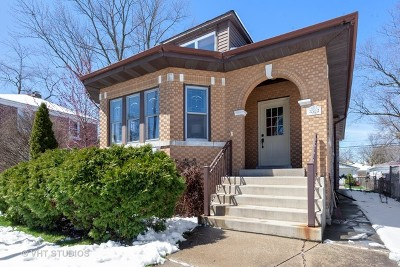 Brookfield Single Family Home For Sale: 3522 Vernon Avenue