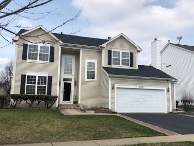 Hoffman Estates Single Family Home For Sale: 6080 Russell Drive