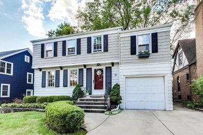Elmhurst Single Family Home For Sale: 462 South Washington Street