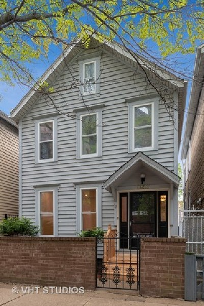 Single Family Home For Sale: 1652 North Cleveland Avenue