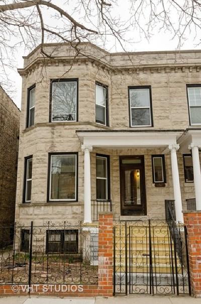 Multi Family Home For Sale: 3744 North Racine Avenue