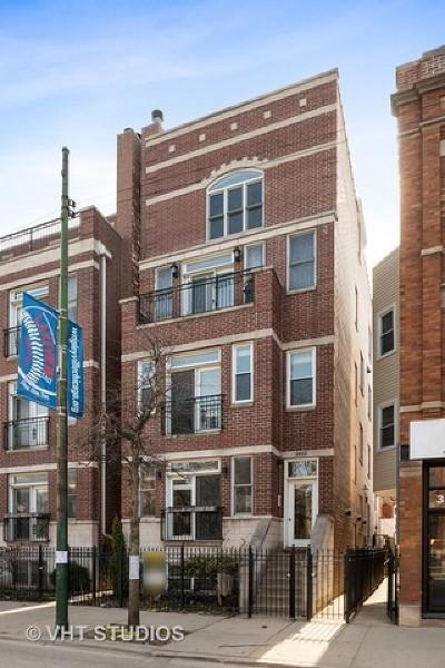 Condo/Townhouse Price Change: 3822 North Clark Street #3