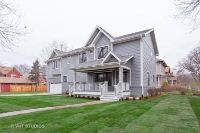 La Grange Park Single Family Home For Sale: 302 North Ashland Avenue