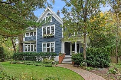 Winnetka Single Family Home For Sale: 546 Elm Street