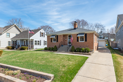 Downers Grove Single Family Home Contingent: 4429 Stanley Avenue