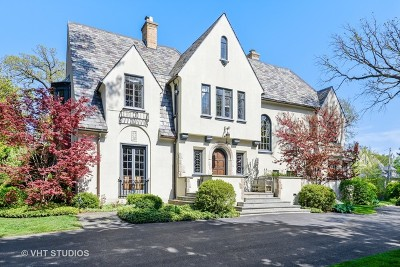 Evanston Single Family Home For Sale: 228 Greenwood Street