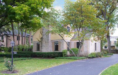 Winnetka Single Family Home For Sale: 1264 Forest Glen N Drive