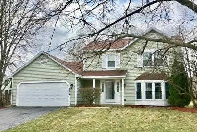 Wheaton Single Family Home For Sale: 2016 Appaloosa Court