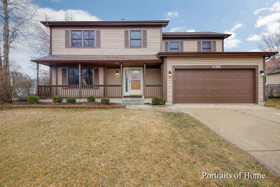 Carol Stream Single Family Home For Sale: 1196 Country Glen Lane