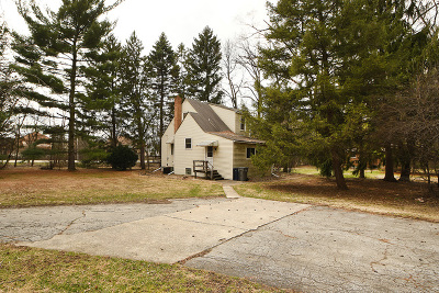 Orland Park Single Family Home Price Change: 8010 West 143rd Street