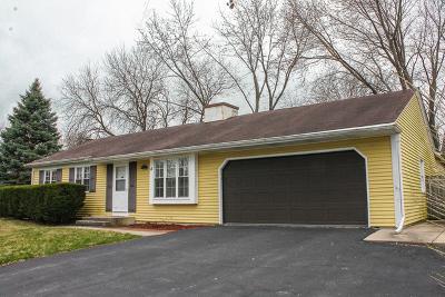 Oswego Single Family Home Price Change: 4 Brockway Drive