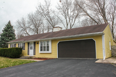 Oswego Single Family Home For Sale: 4 Brockway Drive