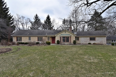 Geneva Single Family Home For Sale: 501 Mead Court