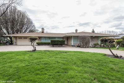 Skokie Single Family Home For Sale: 8631 Skokie Boulevard