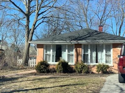 Deerfield Single Family Home For Sale: 23314 Birchwood Lane